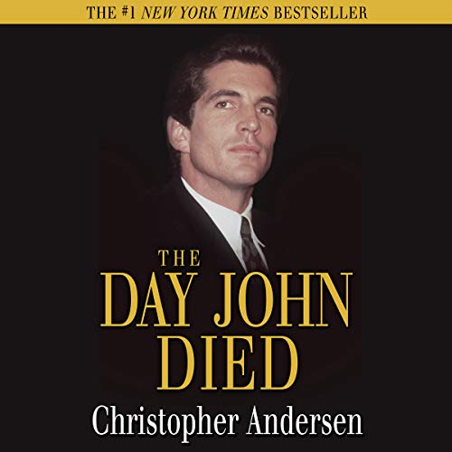 The Day John Died audiobook cover art