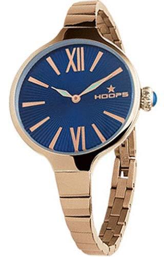 Orologio Donna Chérie Midi Rose Gold Blu 2570LC-RG04 - Hoops