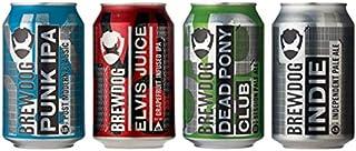 お試し BREWDOG ブリュードッグ トライアルセット [クラフトビール飲み比べ]4本飲み比べセット