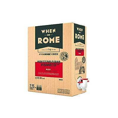 Montepulciano d'Abruzzo DOC | Italian Red Wine | Bag in Box