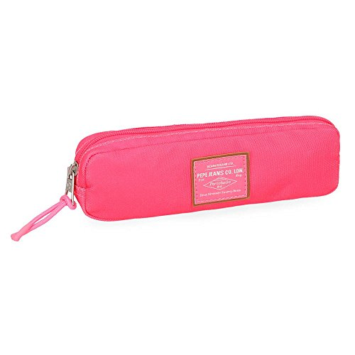 Pepe Jeans Cross Estuche, color Fucsia