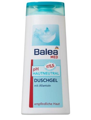 Balea Med pH-hautneutral Duschgel, 3er Pack (3 x 300 ml)