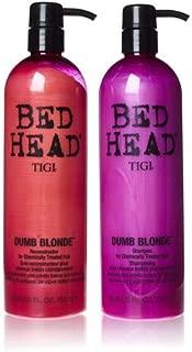 Tigi Bed Head Colour Combat Dumb Blonde Tween Shampoo & Conditioner Duo 2 x 750ml