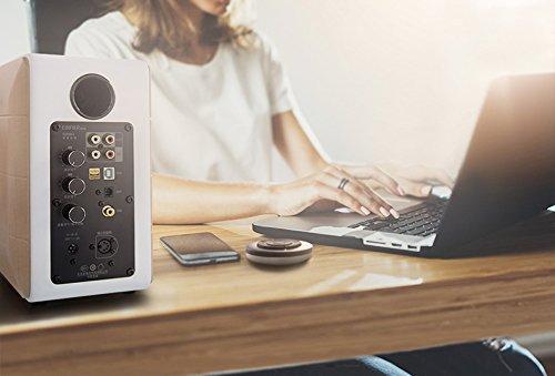 【日本正規代理店品】Edifierハイレゾ対応2.0chデスクトップパワードスピーカーED-S880DB