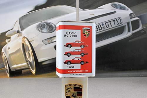 1 Liter ORIGINAL Porsche CLASSIC Motoröl 20W-50 356 914 911 F/G bis 2,7 Liter