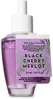【Bath&Body Works/バス&ボディワークス】 ルームフレグランス 詰替えリフィル ブラックチェリーメルロー Wallflowers Home Fragrance Refill Black Cherry Merlot [並行輸入品]
