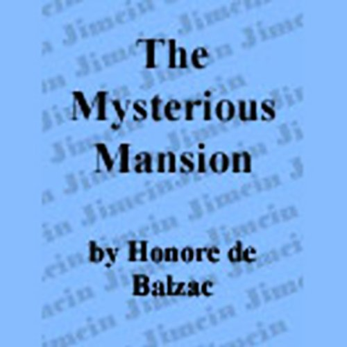 The Mysterious Mansion  audiobook cover art
