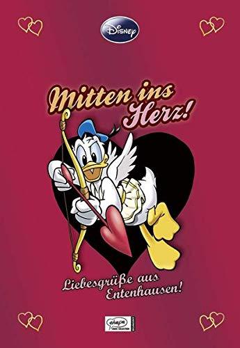 Enthologien 08: Mitten ins Herz! - Liebesgrüße aus Entenhausen!