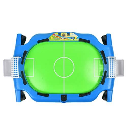 TOYANDONA Tafelvoetbalspel Tafelblad Mini Tafelvoetbalspel Draagbaar Voetbal Speelgoed Interactief Educatief Speelgoed Sportbal Schieten Leuk Speelgoed Voor Peuter
