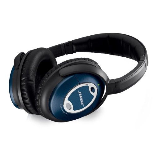 Bose ® QuietComfort 15 Acoustic Noise Cancelling Kopfhörer blau