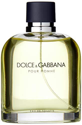 DOLCE & GABBANA Eau de Toilette Herren Pour Homme 200.00 ml