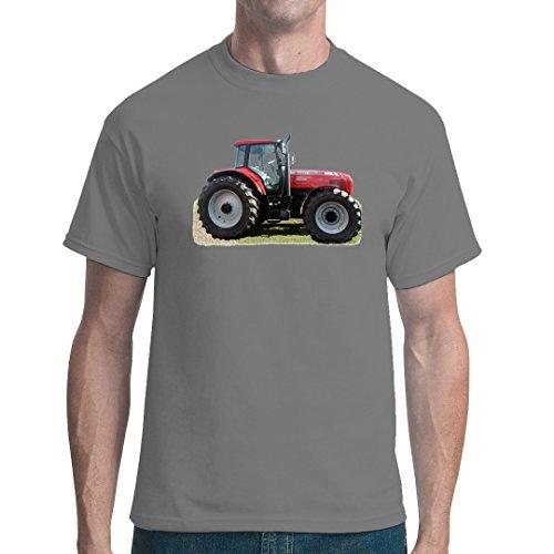 Im-Shirt Traktoren Unisex T Traktor Massey Ferguson 6499 by Grau XL