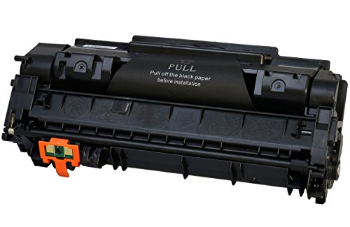 Yellow Yeti Q5949A 49A Premium Toner kompatibel für HP Laserjet 1160 1160Le 1320 1320n 1320nw 1320tn 3390 MFP 3392 MFP Canon i-SENSYS LBP-3300 LBP-3360 [3 Jahre Garantie]