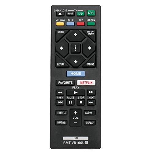 VINABTY RMT-VB100U Mando a Distancia Compatible con el Reproductor de Sony Discos...