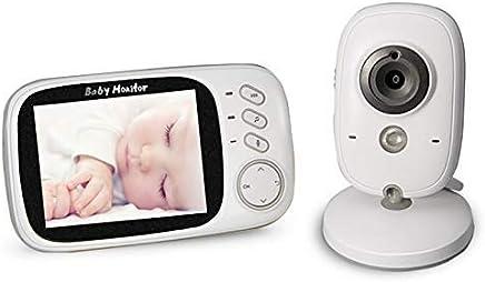 ZC Telecamere di sorveglianza di sorveglianza HD VB603 Telecamera di sorveglianza di sorveglianza a 2,4 pollici LCD 2,4 GHz senza fili Telecamera di sorveglianza per bambini, Supporto a due vie Talk b - Trova i prezzi più bassi