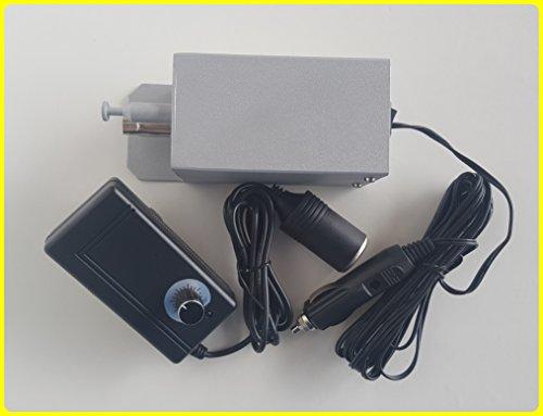 Heavy Duty Grill Motor mit EIN / AUS-Schalter - COBRA QUEEN - Professionelle elektrische AC / DC für zypriotischen griechischen Stil Kohle Rotisserie Barbeque BBQ Foukou Souvla