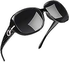 Joopin Oversized Polarised Sunglasses for Women, UV400 Protection Large Frame Womens Sunglasses Vintage Fashion Ladies...