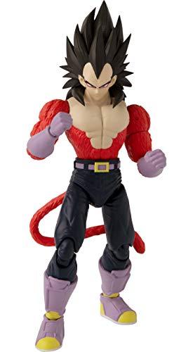 Dragon Ball Super - Figuras de personajes, S13 Super Saiyan 4 Vegeta, Series 13