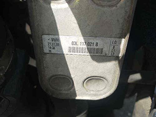 Enfriador Aceite Motor Skoda Octavia Ii 03L117021B 03L117021B (usado) (id:acaop902885)