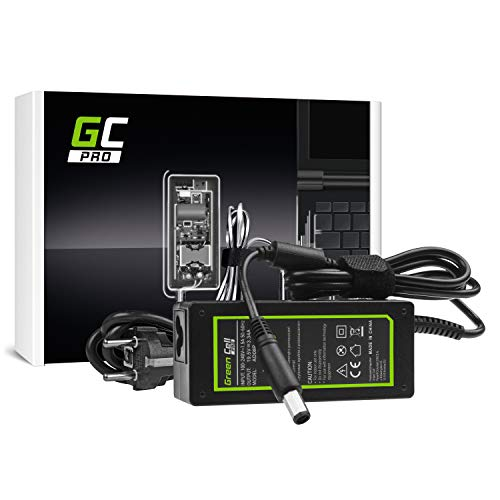 GC PRO Netzteil für Dell Inspiron 1546 1545 1557 XPS M1330 M1530 Laptop Ladegerät inkl. Stromkabel (19.5V 3.34A 65W)