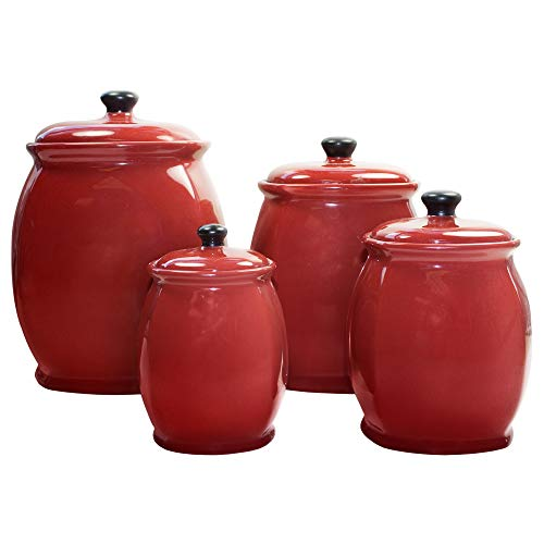 American Atelier Canister Set 4-Pie…