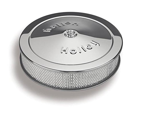 Holley 120-102 Chrome 14