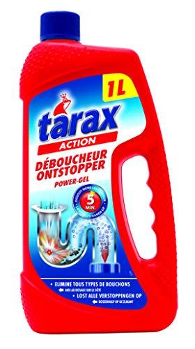 Tarax Gel Déboucheur 5 Min 1 L
