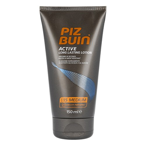 Piz Buin - Active - Lotion solaire FPS 15 - 150 ml