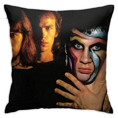 with Pillow Insert Marillion Super Soft Home Decoration Cushion Hold Pillow for Bed Sofa Throw Pillow for Living Room Sofa Bedroom 18 X 18 in (45 X 45 cm)