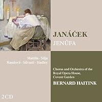 Janacek: Jenufa by Chorus and Orchestra of the Royal Opera House (2012-07-31)