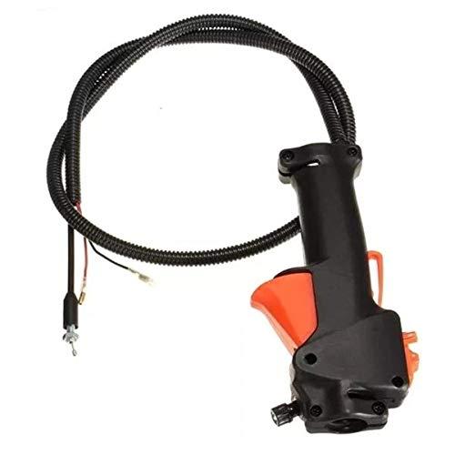 ZJN-JN 26mm Trimmer Cepillo de Interruptor de la manija Piezas de Recambio del gatillo de aceleración Cable de la Motocicleta Accesorios de Motos