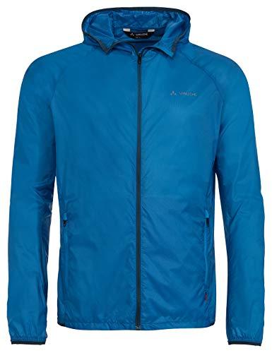 VAUDE Men's Zebru Windshell Jacket II Chaqueta, Hombre, Radi