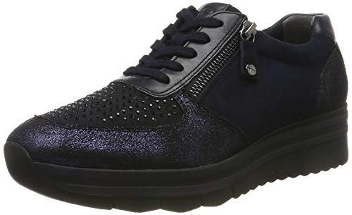 Tamaris Damen 1-1-23740-33 Sneaker, Blau (Navy Comb 890), 39 EU