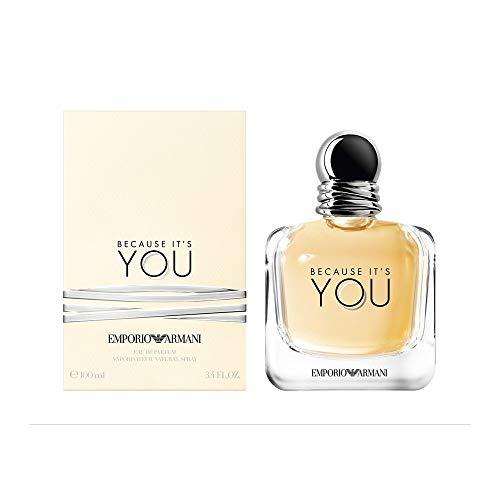 Armani collezioni, Eau de Parfum Because It's You, Emporio Armani, Giorgio Armani, 100ml