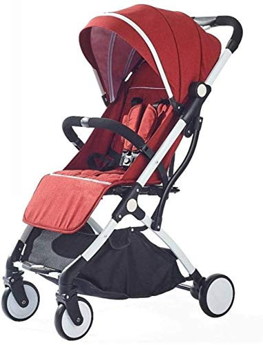 Landaus Poussette bébé Transport, Poussette Multifonction Poussette, Portable Pram Transport léger Voyage Poussette, Shopping Fournitures pour bébé