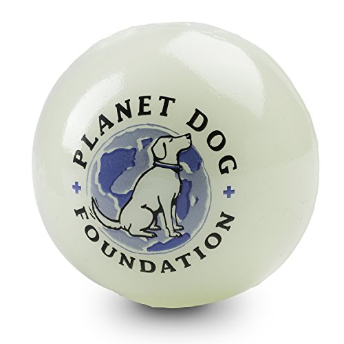 プラネット・ドッグ 犬用おもちゃ オービータフ・グロウボール(チャリティー) Sサイズ