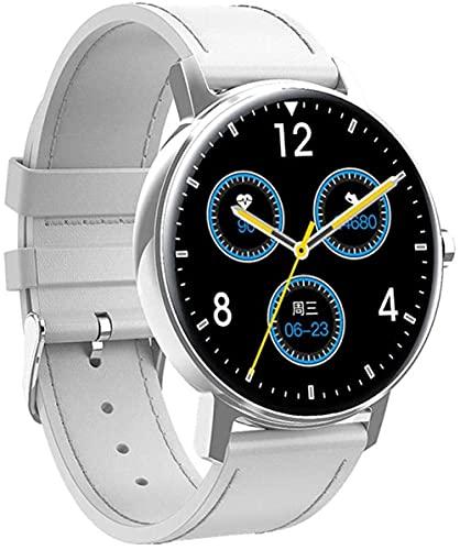 Ruisan Smart Watch 2021 Fitness Fitness Tracker Impermeable IP67 L01 Llamada Bluetooth SmartWatch Monitor de Ritmo cardíaco Modo Multi-Deportes Reloj para Android iOS A-D-C