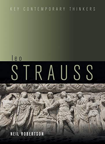 Leo Strauss: An Introduction