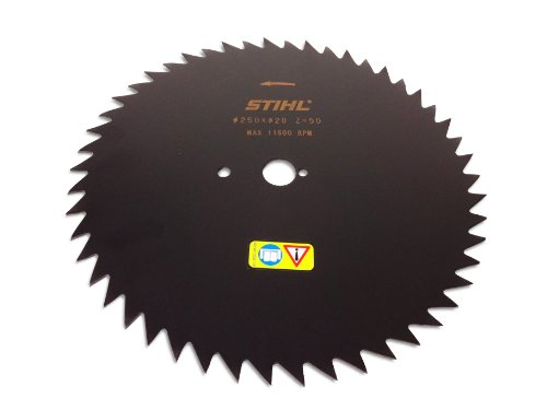 Stihl spitzzahn lame 250 mm 50 mm 20 dents 4104 713 4200