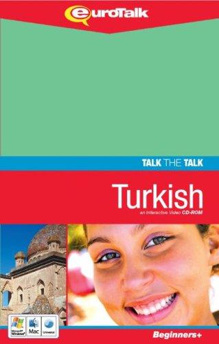 Preisvergleich Produktbild Talk the Talk Turkish: Interactive Video CD-ROM - Beginners + (PC / Mac)