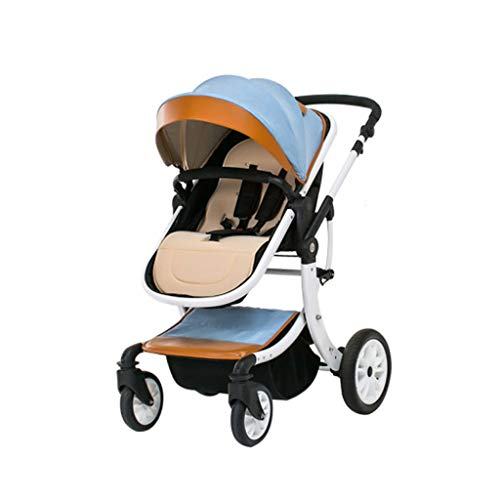 Great Price! XIAOLI Baby Strollers Baby Stroller Can Sit and Fold Light and High Landscape Two-Way N...