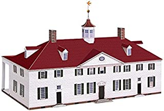 PaperLandmarks Mount Vernon Paper Model Kit