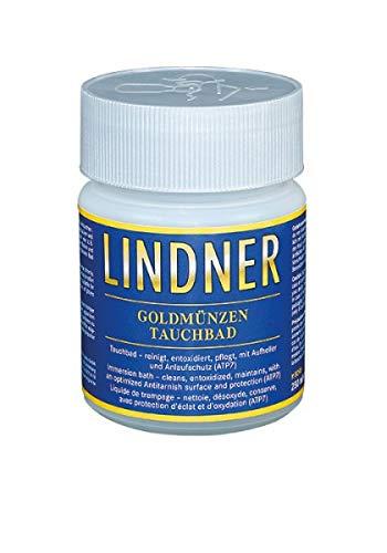 LINDNER Tauchbad für Goldmünzen, 250 ml