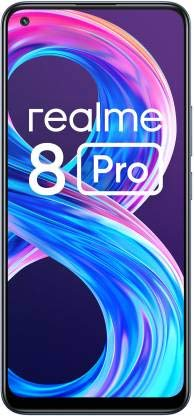 realme 8 Pro (Infinite Black, 128 GB) (6 GB RAM)
