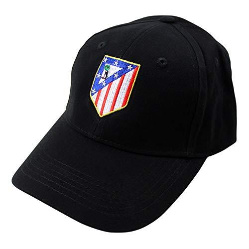UEFA Champions League Baseball Cap 'Atlético' schwarz