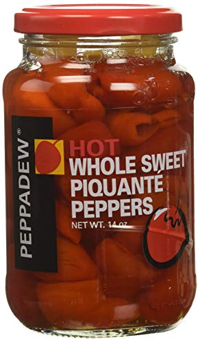 Peppadew Peppers - Hot (14 ounce)