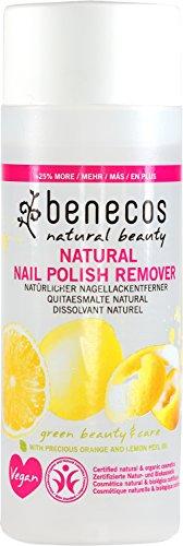 Benecos Nail Polish Remover 100ml