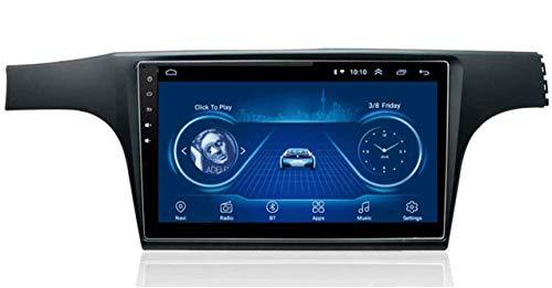 XXRUG para Volkswagen Lavida 2015-2016 Car Sat Nav Stereo GPS Sistema de navegación Navegador satelital Reproductor Rastreador Auto Radio Pantalla táctil Espejo Enlace