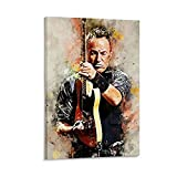 YEROU 11439 BRUCE Springsteen Poster, ästhetisch, 30 x 45