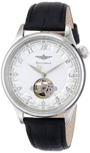 Breytenbach Herren-Armbanduhr Automatik BB3330W-SS